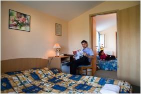 Hotel Kristaly, Family apartment - Keszthely