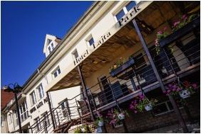 Hotel Lajta Park, Mosonmagyarovar, Bar Terrace