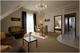 Hotel Lajta Park, Mosonmagyarovar, Living room