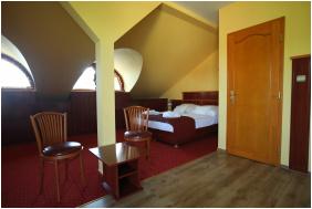 Hotel Laroba, Alsóörs, szobabelső