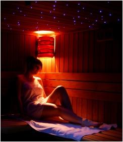 Finnish sauna - Hotel Laroba