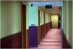 Hotel Laroba, Folyosó