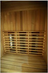 Hotel Laroba, Infrared sauna