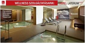 Élménymedence - Wellness Hotel Laterum