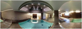 Adventure pool - Hotel Laterum Wellness & Conference