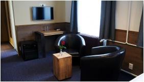 Deluxe room, Garda Hotel, Szombathely