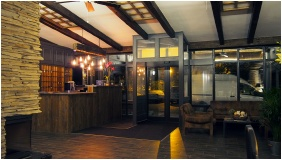 Lobby, Hotel Liget Retro, Szombathely