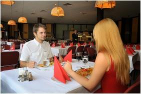 Étterem - Hotel Lővér