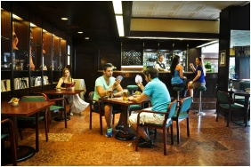 Coffee shop, Hotel Lover, Sopron