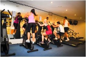 Hotel Lover, Ftness room - Sopron