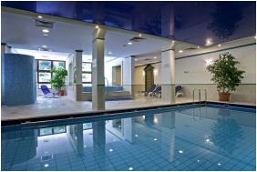 Hotel Lővér, Belső medence - Sopron