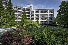 Hotel Lover, Exteror vew - Sopron