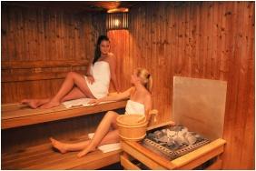 Hotel Lover, Sauna