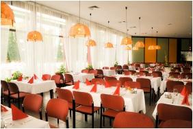 Étterem, Hotel Lővér, Sopron
