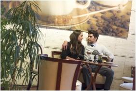 Hotel Lycium, Cafenea