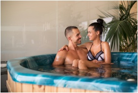Hotel Lycium, Debrecen, Whirl pool