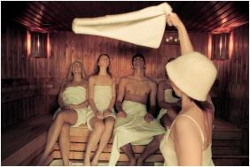 Sauna - Hotel Lycium