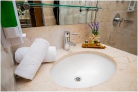 Washbasin, Hotel Lycium, Debrecen