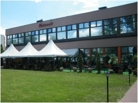 Exterior view, Hotel Magistern Conference & Wellness, Siofok