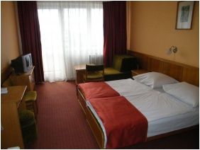 Classic room, Hotel Magistern Conference & Wellness, Siofok