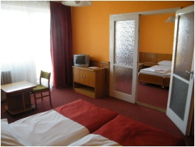 Hotel Magistern Conference & Wellness, Siofok, Family apartment