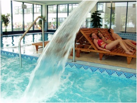 Hotel Magistern Conference & Wellness, Whirl pool - Siofok