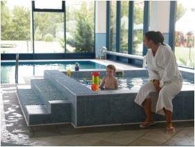 Children's pool, Hotel Magistern Conference & Wellness, Siofok
