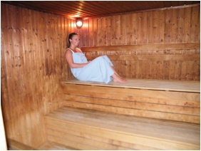 Sauna - Hotel Magistern Conference & Wellness