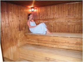 Hotel Magistern Conference & Wellness, Sauna