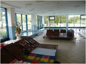 Hotel Magistern Conference & Wellness, Covered pool