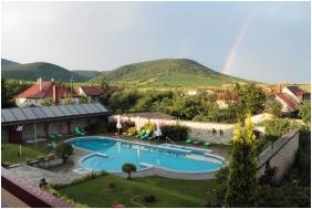 Külső medence - Magita Hotel