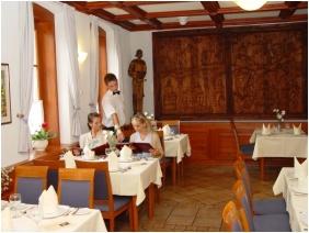 Étterem, Magita Hotel, Erdôbénye