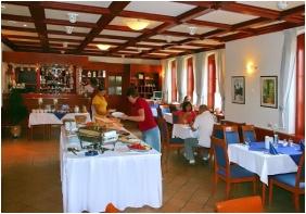 Magita Hotel, Étterem