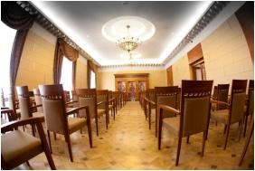 Banquet hall, Hotel Magyar Kiraly, Szekesfehervar
