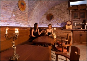 Banquet hall - Hotel Magyar Kiraly