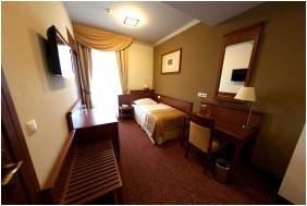 Single room - Hotel Magyar Kiraly