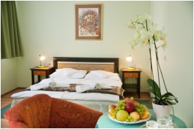 Hotel Majerik, Double room with extra bed - Heviz
