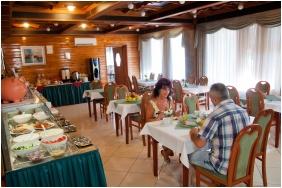 Hotel Majerik, Restaurant