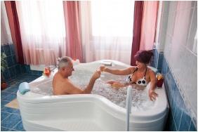 Majerik Hotel, Hévíz, Pezsgőfürdő