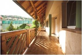 Corridor, Hotel Makar Sport & Wellness, Pecs