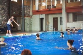 Hotel Makar Sport & Wellness, Gimnastik im Wasser