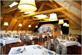 Restaurant, Hotel Makar Sport & Wellness, Pecs