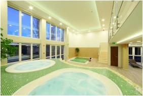 Whırl pool, Hotel Marğareta, Balatonfured