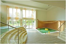 Chıldren's pool - Hotel Marğareta