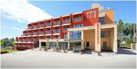 Hotel Marğareta, Balatonfured, Buıldınğ