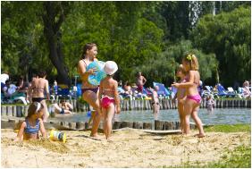 Nyáron, Hotel Marina, Balatonfüred