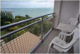 Hotel Marina, szoba kilátással - Balatonfüred