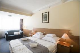 Hotel Marina Port, Balatonkenese, Comfort family room