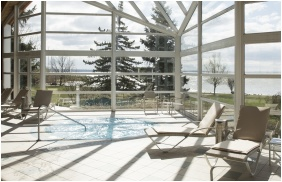 Whirl pool, Hotel Marina-Port, Balatonkenese