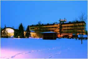In the winter - Hotel Marina-Port
